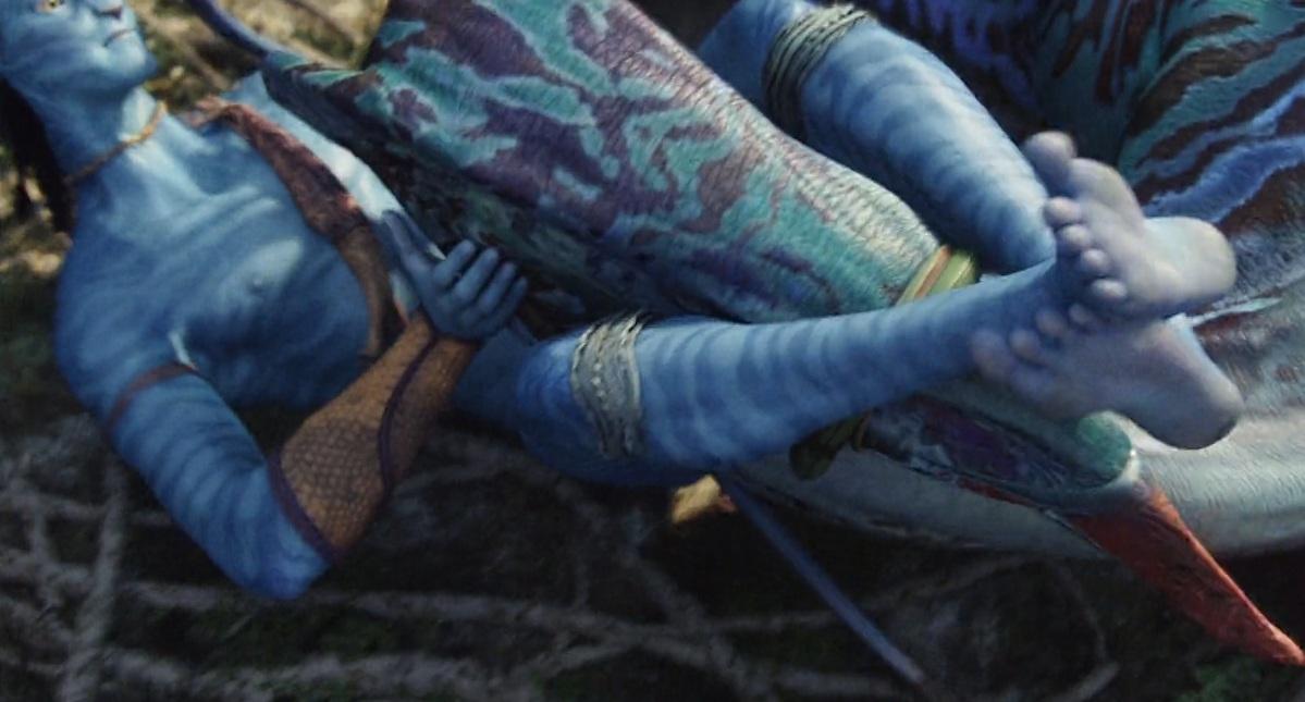 Avatar 2009 le proph te blanc et ses sauvages le cin ma est politique - Jeux d amour dans le lit tout nu ...