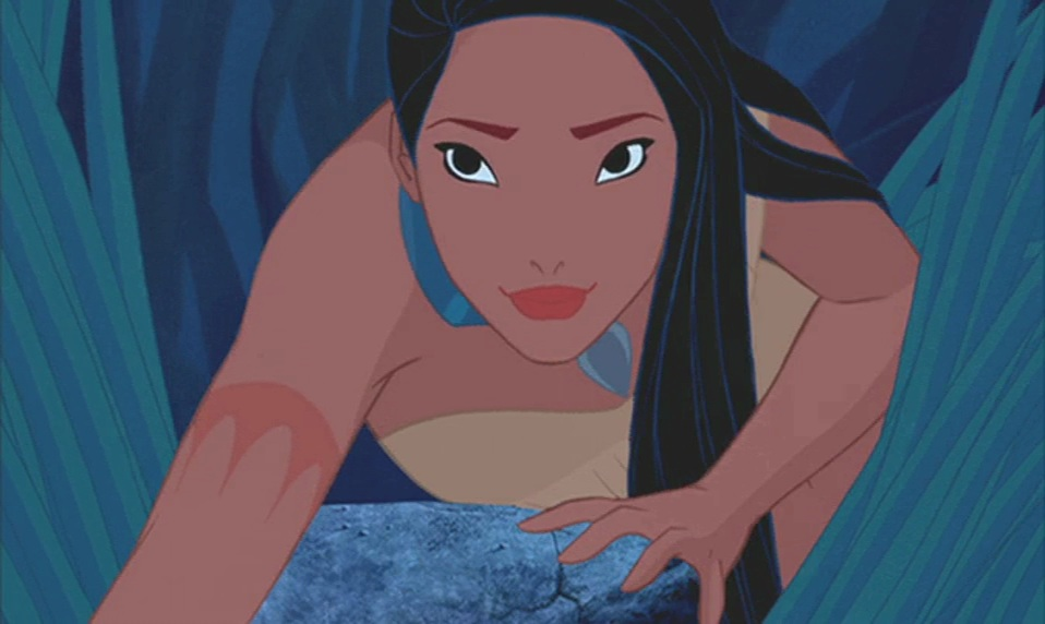 coloring pages pocahontas disney images