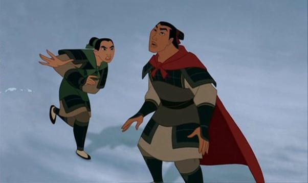 Mulan 1998 f minisme et patriarcat chez disney le cin ma est politique - Homme et femme qui font l amour au lit ...