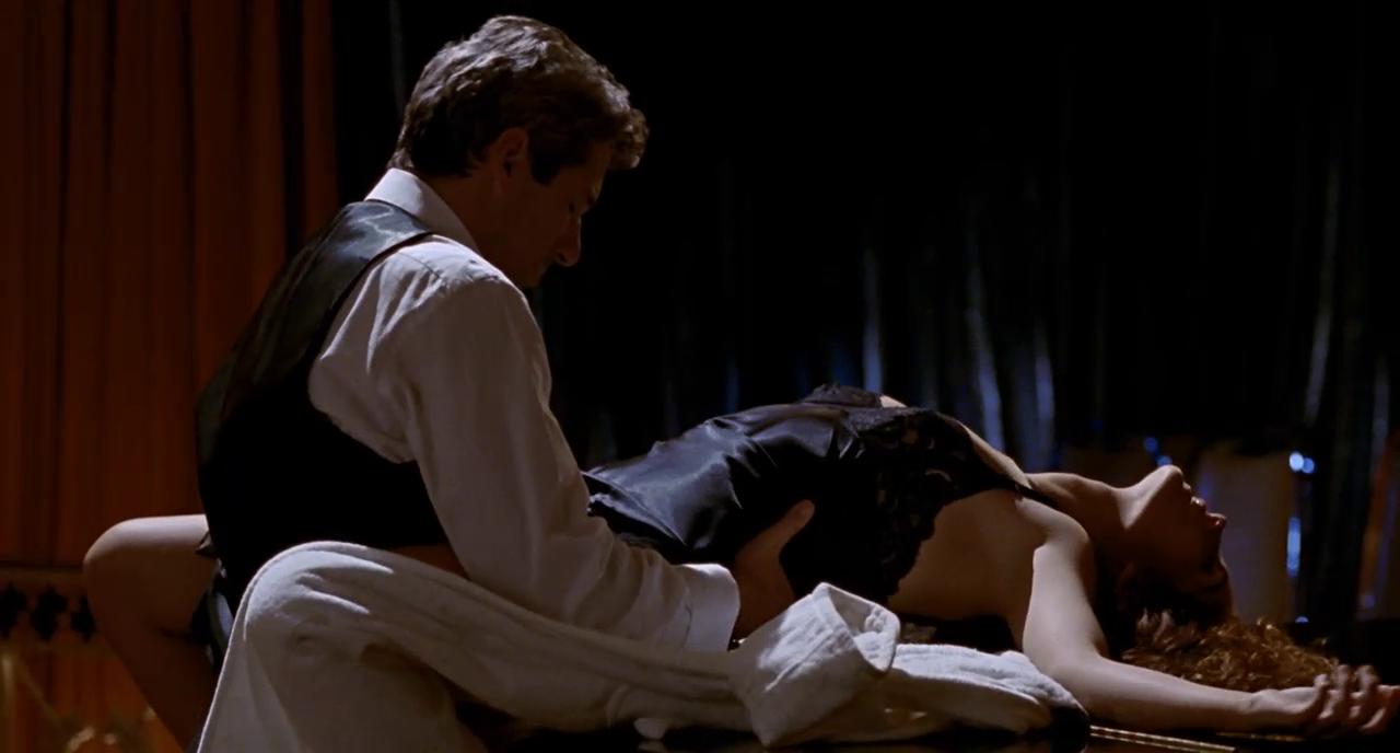 sexe sensuelle sexe au cinema