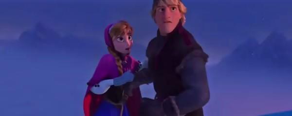 la reine des neiges ou quand disney avance d�un pas et