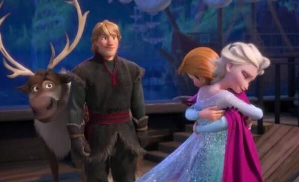 La reine des neiges ou quand disney avance d un pas et - Fin de la reine des neiges ...