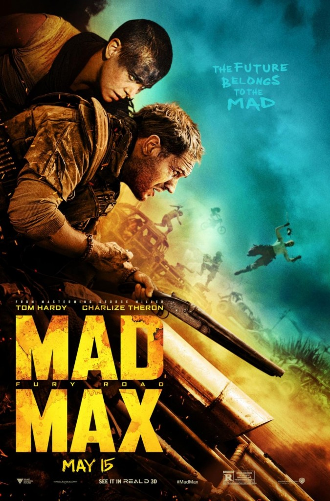 12. Mad Max Affiche 2