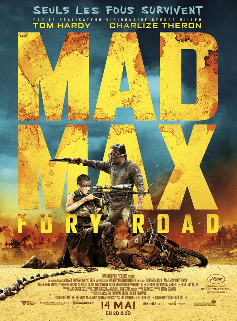 12. Mad Max affiche 1