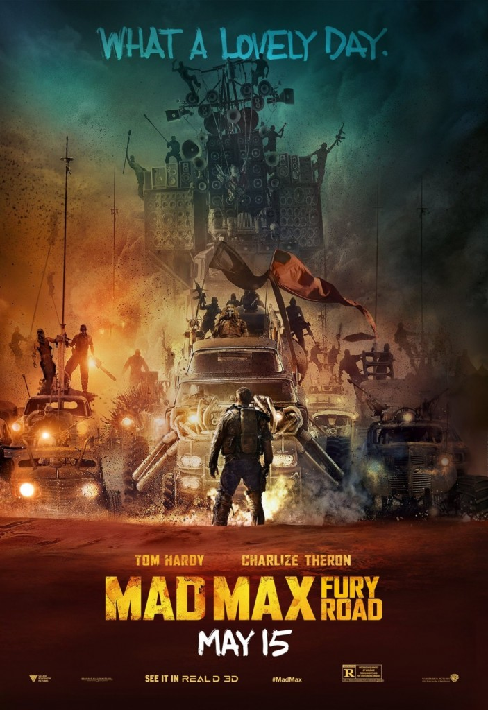 13. Mad Max affiche 3