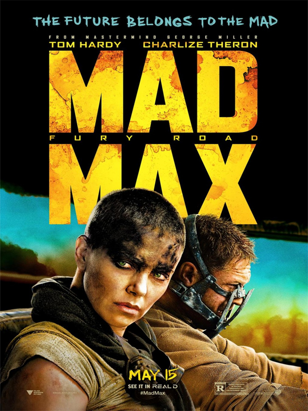 14. Mad Max Affiche 4