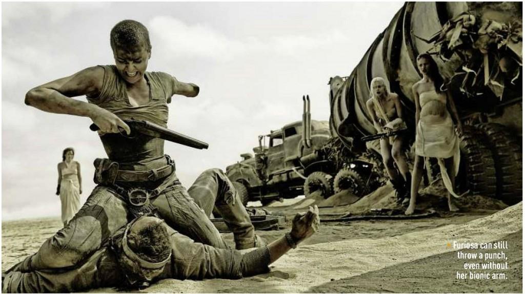 6. combat Max Furiosa