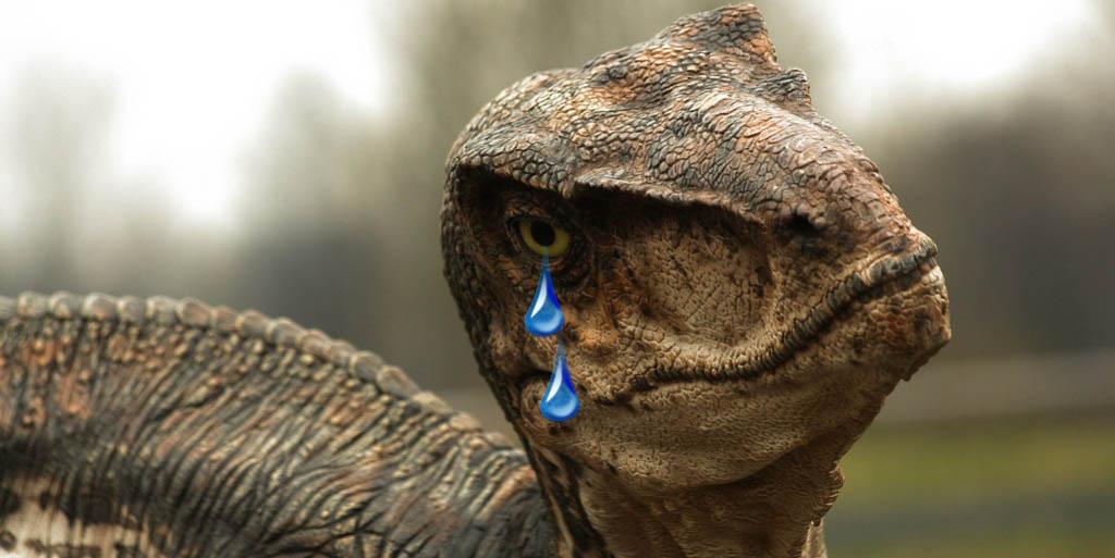« Auriez-vous l'amabilité de laisser la licence Jurassic Park morte et enterrée, s'il-vous-plaît ? »